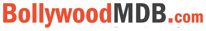 BollywoodMDB Logo